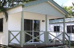 A great range of cabins