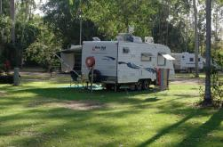 Fantastic caravan and camping sites