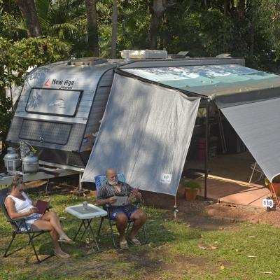 BIG4 Howard Springs Caravan Camping Sites 01