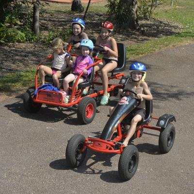 BIG4 Howard Springs Peddle Go Kart Hire 03