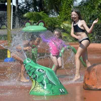 BIG4 Howard Springs Splash Park 00