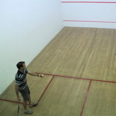 BIG4 Howard Springs Squash Court 01